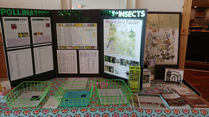 """""""Bees, Butterflies and Pests""""  The Friendly Garden Club"""